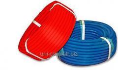 Sleeve rubber oxygen III class f 9,0 f 6,3 f 12,0