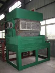Equipment for processing of mackle-paper
