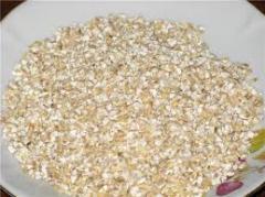 Крупы пшеничные