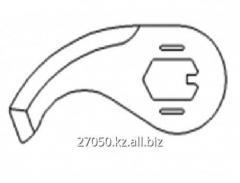 Kutterny knife of K+G Wetter High Speed 237 type