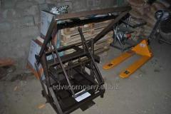 Станок для производства сплитерных блоков Команч-3
