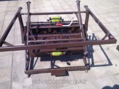 Станок для производства шлакоблоков Команч-4 Код: