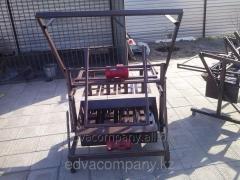 Machine of Komanch hospital Code station wagon: