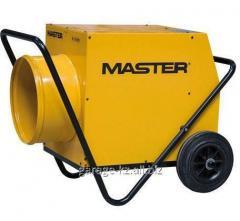 Electric fan heater of MASTER B 18 EPR