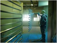 Порошки металлов для защитных покрытий