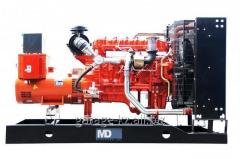 Gas MITSUDIESEL AG-200S-T400-1R29 generator