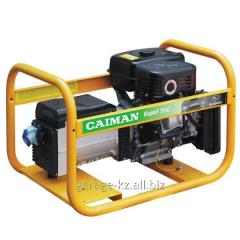 Электрогенератор бензиновый Caiman Expert 7510X