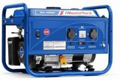 Бензиновый генератор MG 3000R Master Yard