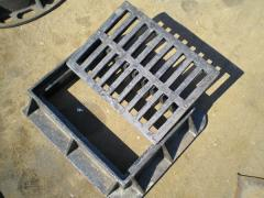 Storm water inlet pig-iron Type T