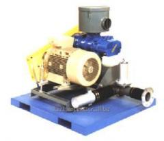 Compressor rotor BP 106