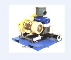 Compressor rotor BP 125