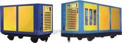 Installation compressor mine mobile UKVSh-5/7U1