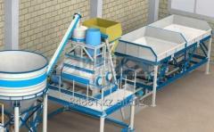 RBU Betonmixx-Avtomat concrete plan