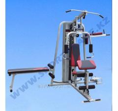 Station power 60 kg of 3 poses China 7000E flew