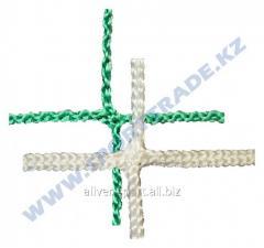 Grid protecting 100х100х2.6 it is white/is green.