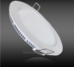 LED ceiling Led spot 12W (vstrayemy)