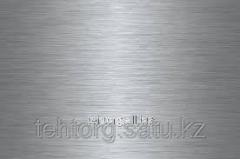 Leaf of polished 0,5 mm of 1000х2000 4N shlif aisi
