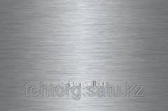 Leaf of polished 0,7 mm of 1000х2000 4N shlif aisi