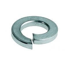 Washer spring (Grover) from stainless steel, M12