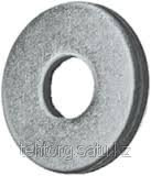 The washer strengthened from M10 DIN stainless