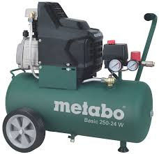 BASIC 250-24 W METABO compressor (Germany)
