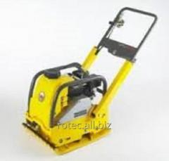 Vibrating plate of the BP 10/35 Bomag brand in
