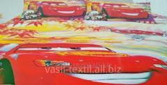 Bed linen children's Disney from IP Davydulin