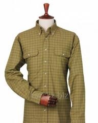 Laksen Bison shell shirt (7651, XXXL, Grey cage)