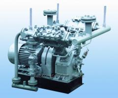 Compressor unit 2GU 0,5-0,8/35