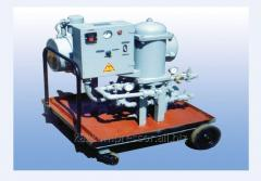 Oil heater with the PMF 1-4 filter