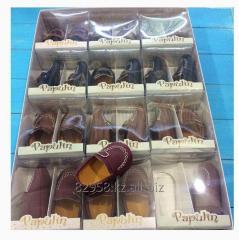 Moccasins children's 17-19 r sole textiles