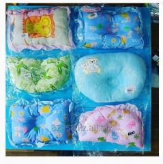 Orthopedic pillow for newborns