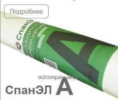 Vapor-permeable vetro-moisture protective membrane
