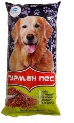 Dry feed GOURMET DOG standard of 10 kg