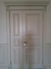 Interroom door from a tree