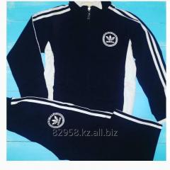Adidas sports suit from 7 to 14 years.