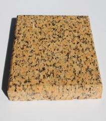 Yellow ZhELTAU-2AS granite