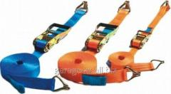 Belts for a freight coupler