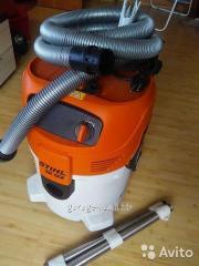 SE-122 STIHL vacuum cleaner