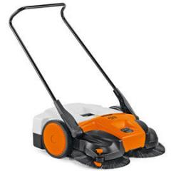 Sweeper-collector of KG 770 STIHL