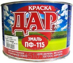 Paint construction PF-115 (1,9 kg)