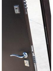 Входные металлические двери Стройгост-5 Венге
