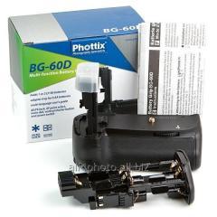 Battery Phottix BG-60D block