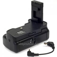 Battery Phottix BG-D5200 block