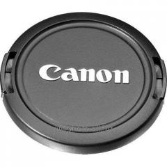 Cover for the lens Canon 58 mm.