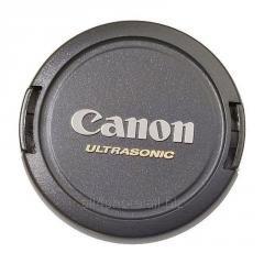 Cover for the lens Canon 67 mm.