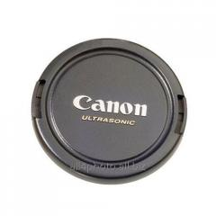 Cover for the lens Canon 72 mm.
