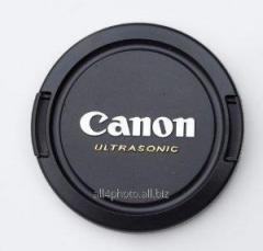 Cover for the lens Canon 77 mm.