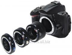 Macro rings of Phottix 3 Ring Auto focus AF Macro