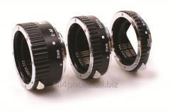 Macro rings of Phottix 3 Ring Macro Auto focusing